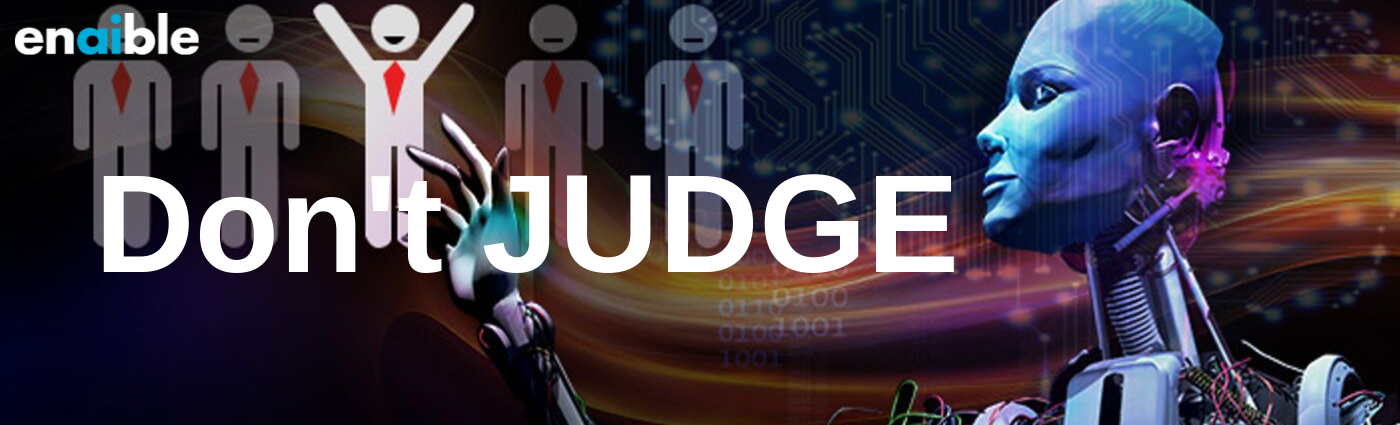 Don't Judge – A Blog By Tommy Weir