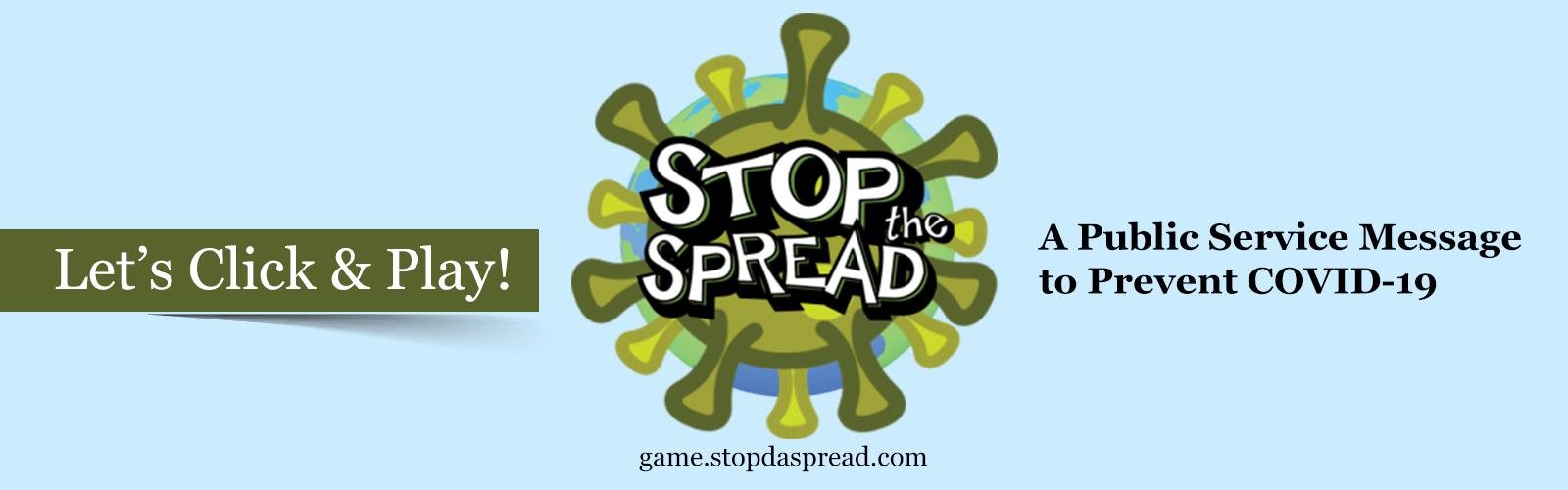 Game.stopdaspread.com