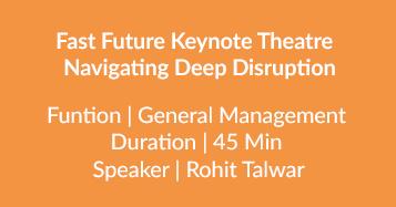 Fast Future Keynote