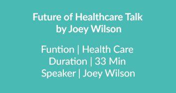 Future Of Healthcare Talk
