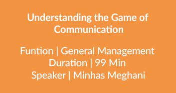 Understanding The Game Of Communication