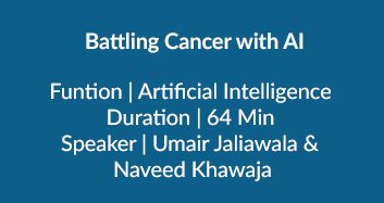 Battling Cancer With AI