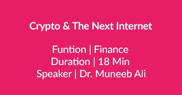 Crypto & The Next Internet