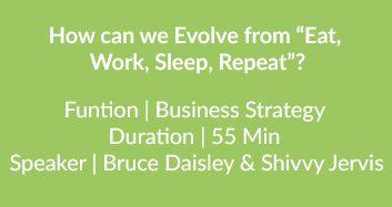 Work, Sleep, Repeat