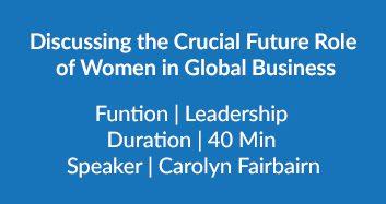 Women In Global Business