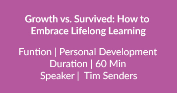 Growth Vs. Survived: How To Embrace