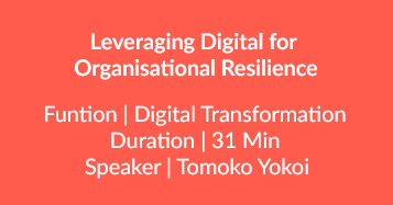 Leveraging Digital For Organizational