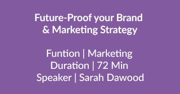 Brand & Marketing Strategy