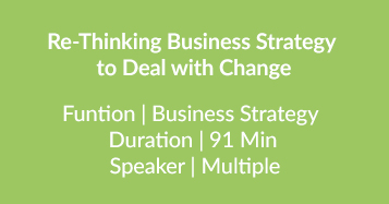 Business Strategy To Deal With Change