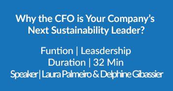 Next Sustainability Leader?