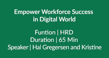 Success  In Digital World